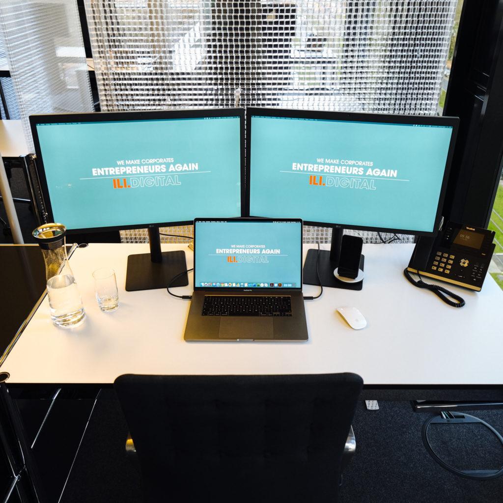 ILI.DIGITAL Modern Working Space