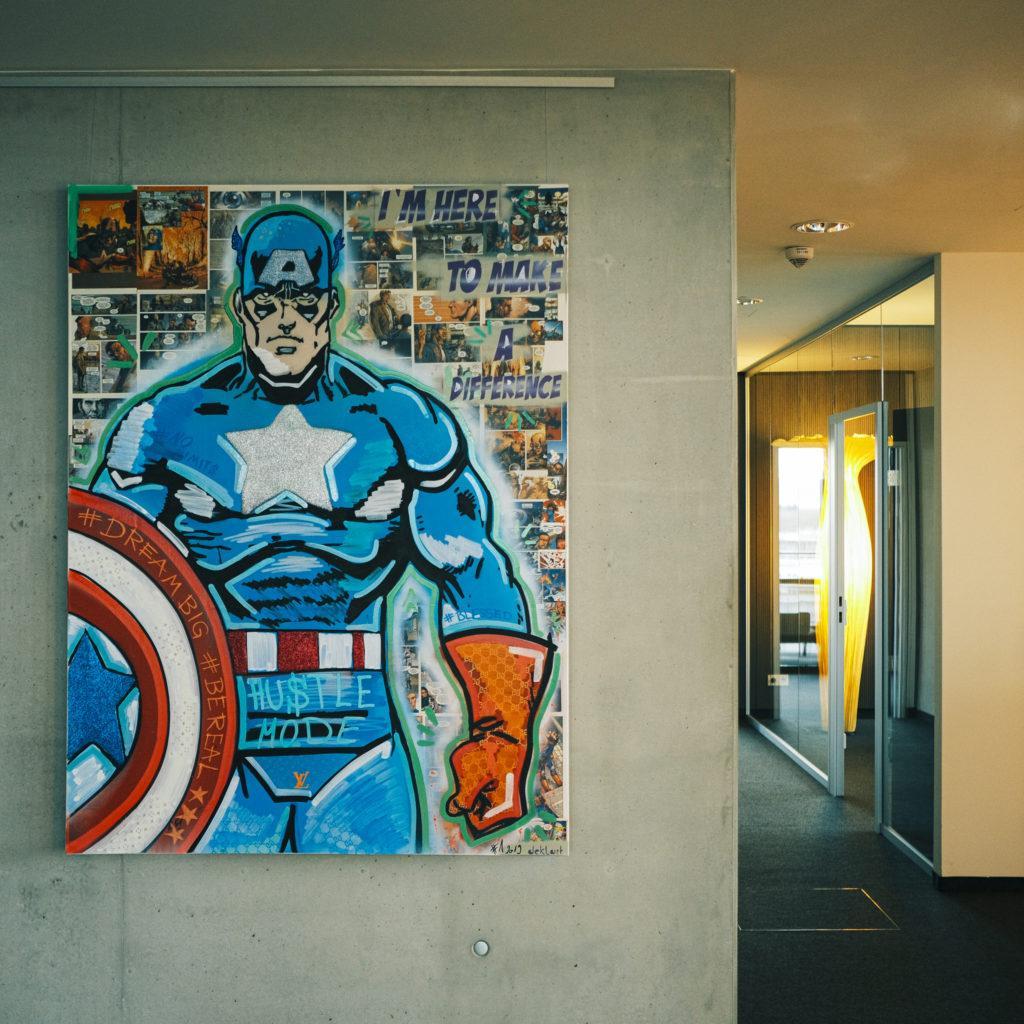 ILI.DIGITAL Captain America