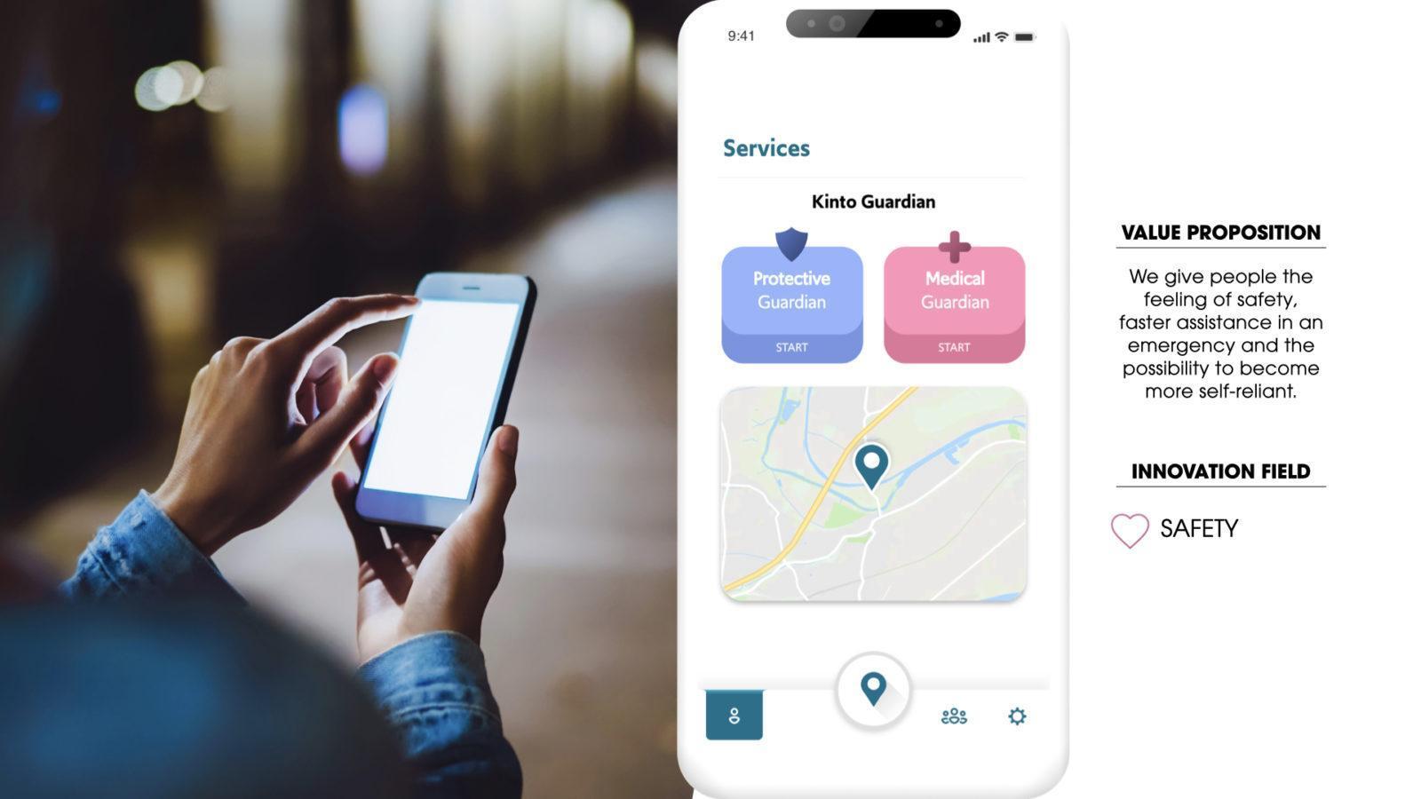 Futur Mobility App 5