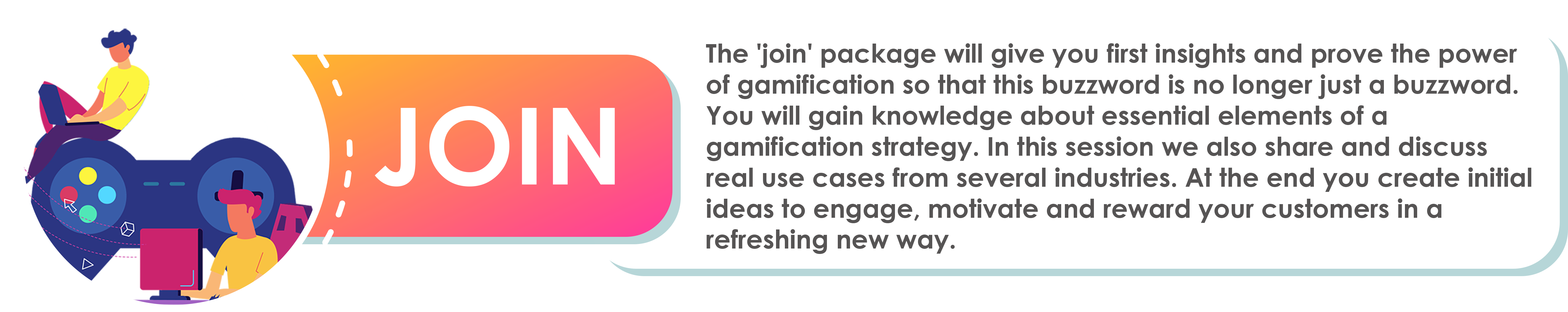 Gamification - Join